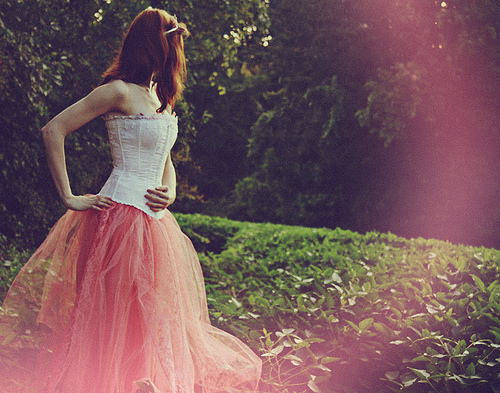 cute, beautiful, vestido, rosa, girl, princess, dress