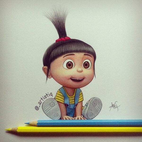 images of despicable me 2 agnes cute spacehero