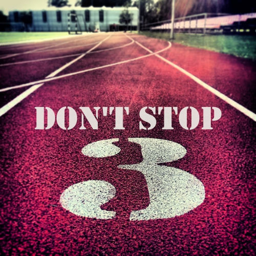 fit, stop, fitness, sport, motivation, run, running, track and field, don't