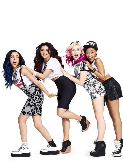 fashion, jade thirlwall, jesy nelson and leigh-anne pinnock