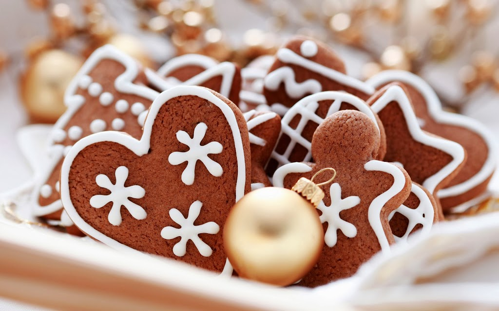 christmas, cookies, gingerbread and holiday