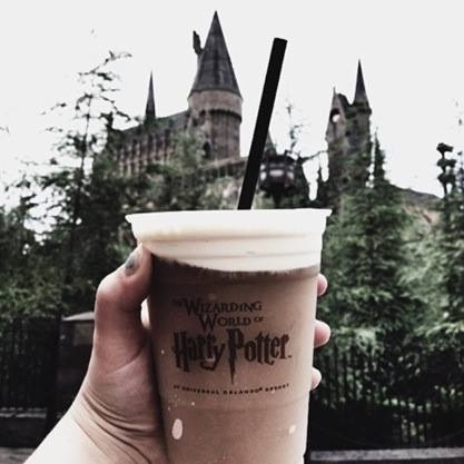 always, delicious, gryffindor and harry potter