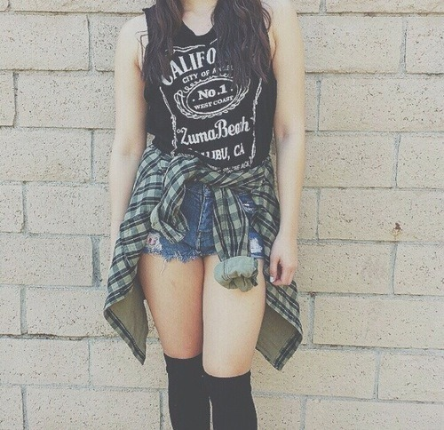 Tumblr : Tipos de chicas en Tumblr / Mafer Martínez Indie Clothes For Girls