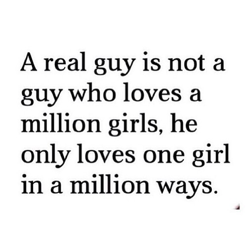 Cute Love Quotes From Girl To Guy : A real guy via tumblr image by saaabrina on