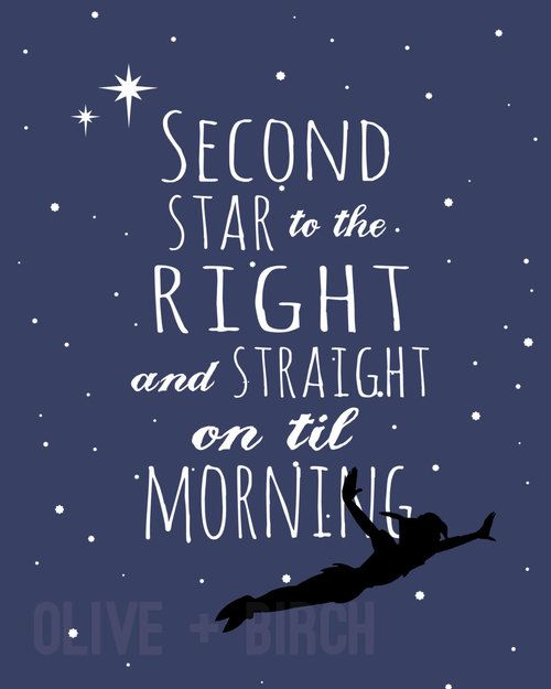 Peter Pan Quotes: Neverland From Peter Pan Quotes. QuotesGram