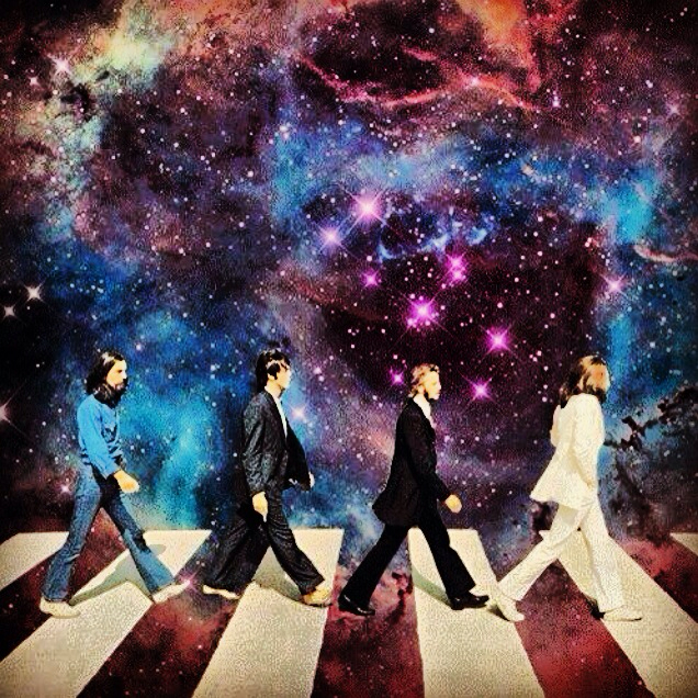 abbey road, famous, galaxy and goodvibes