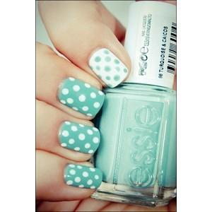 cute, lovely, nail, nail art, nails, pretty, uñas, pinta uñas