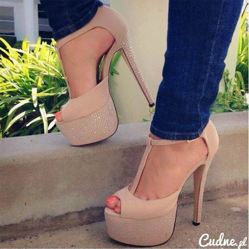chic and shoes beautiful