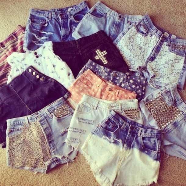 outfits, tumblr, shorts, cute, style, girl, hipster, fashion