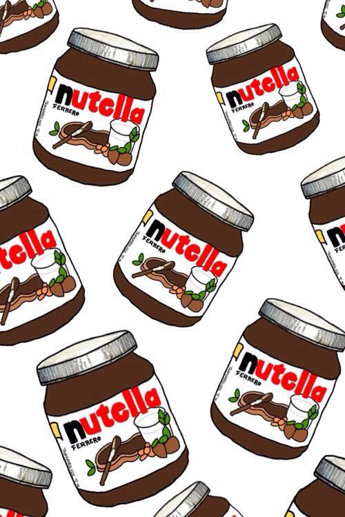 nutella is bae ️ - image #1927229 by KSENIA_L on Favim.com