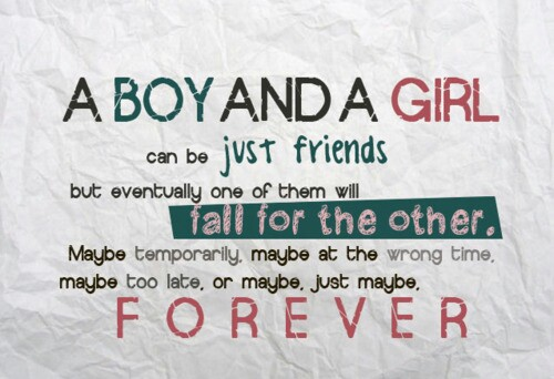 Best Friends Forever Quotes Boy And Girl : Best friends image by patrisha on favim