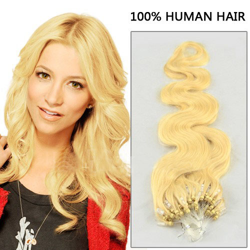 Micro Loop Ring Grade AAA Remy Hair Extensions