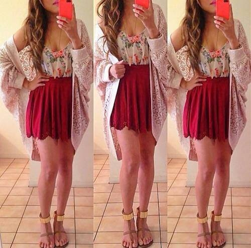 Spring Outfit Ideas! Cute  Affordable!