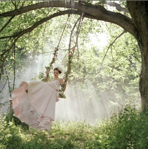 beautiful, branch, classy, cool, dolly, dress, fairy, fly, girl, life, magical, pastel, pink, princess, romantic, vintage, woman