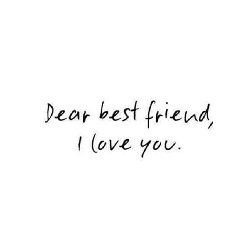 Friendship Quotes You Can Text : Beautiful best friend bests bff love you