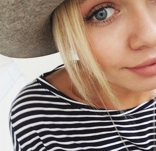 allisimpson, australia, blonde, brunette, fashion, girl, model