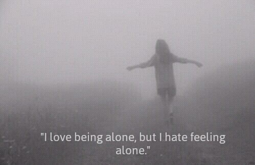 alone, black and white, difference, feel, feelings, girl, hate, heart, love, me, now, quote, sad, understand, you