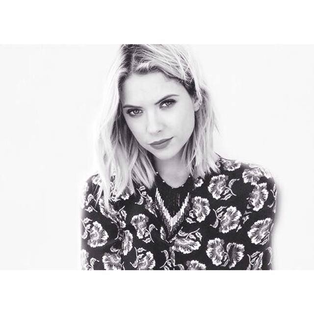 actrice, ashley benson, beautiful, blond, girl, liars, little, pll, pretty, pretty little liars