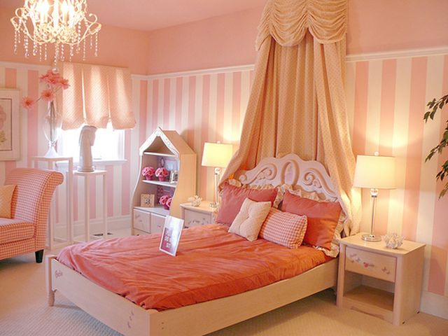 Kids Room Designs Lovable Paint Ideas For Girls Bedroom For Choosy Girls Lovable Paint Ideas For Girls Bedroom In Peach Color With Bedside Table And Plaid Sofa Fmihc Image 2102639