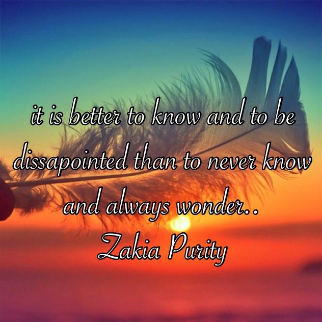 dissapointed, life, love, quote, wonder, zakia/purity_