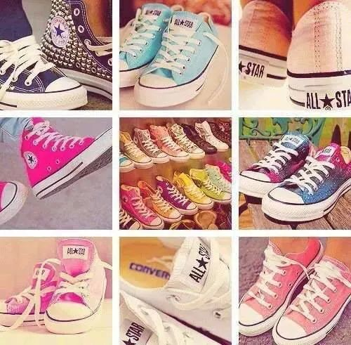 converse shoes for girls 2014